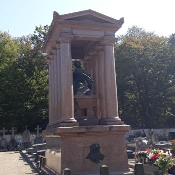 Monument funéraire : Décision du Conseil d'Etat